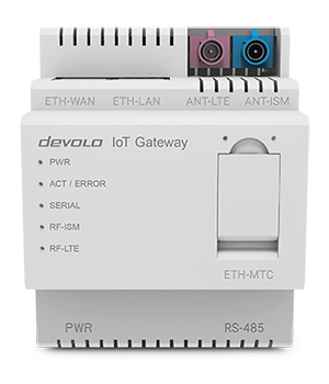devolo IoT Gateway