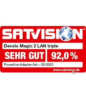 devolo Magic 2 LAN triple